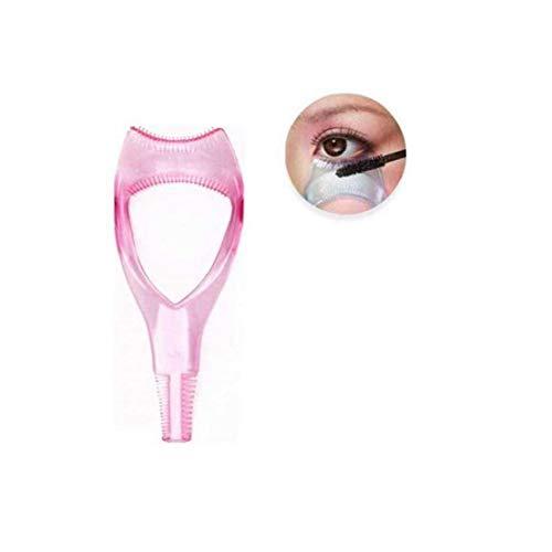 AYRSJCL 1pc Plastique Mascara Cil curleur Guide Applicateur Lash Garde Curling Cils Peigne pour Lashes Curvex Encrespador de Cils