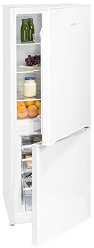 Exquisit Frigorífico y congelador KGC 231/60-1 A++ | dispositivo de pie | 165 L de capacidad neta, color blanco