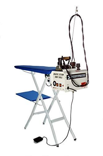 Magpie - Sistema de planchado – Caldera, plancha y tabla de vacío con calefacción de 5 litros
