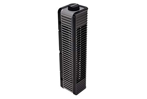 Enermax Fan Icer (Black) Laptop Cooler Adjustable Cooling Stand USB Laptop Cross-flow Cooling Fan Turbine Fan Cooler for Laptop EUF001