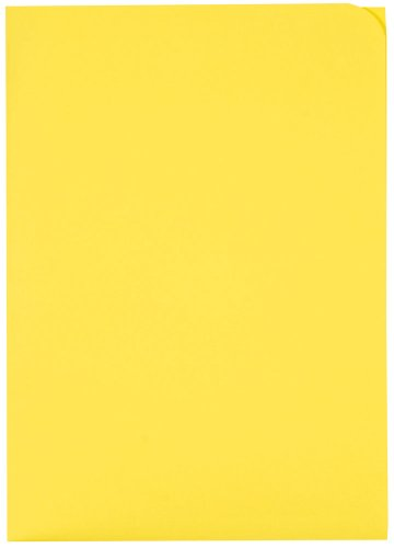 Elco 29466.72 Ordo Organisationsmappe Discreta, 220 x 310 mm, 120 g, int.gelb
