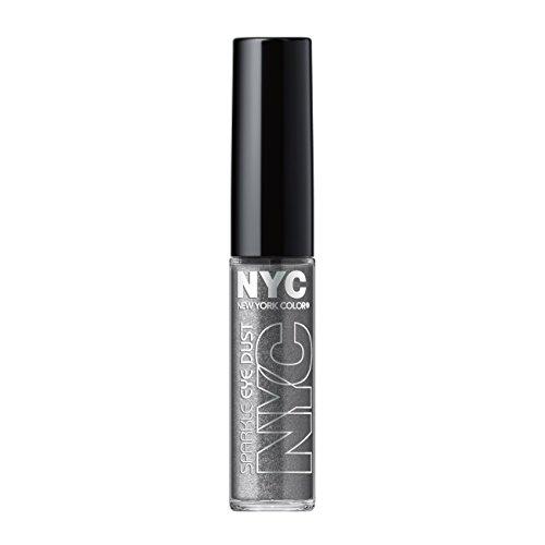N.Y.C. New York Color Sparkle Eye Dust, Diamond Dust, 0.105 Ounce