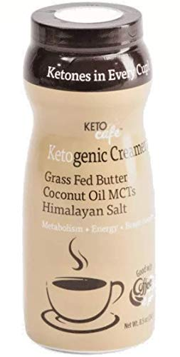 Keto Cafe Ketogenic Creamer