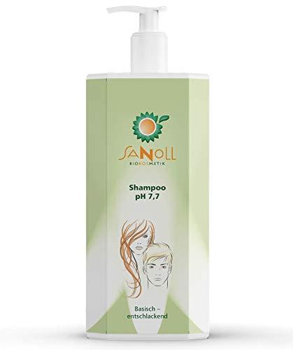 Shampoo pH 7,7- basisch-entsäuernd - Literware