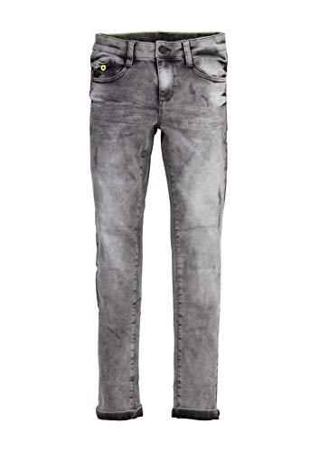 s.Oliver Jungen 67.912.71.3554 Jeans, Grau (Grey Denim Stretch 95z1), (Herstellergröße: 134)