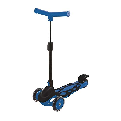 Patinete Radical Power Azul, DM Toys, Dobrável