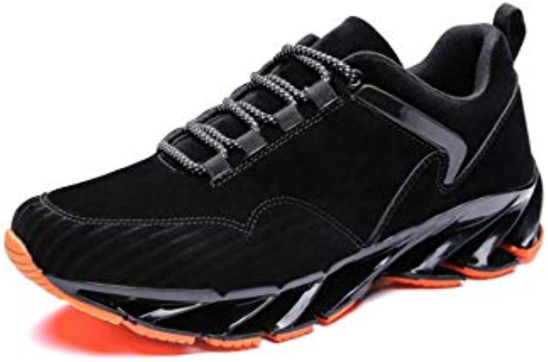 Herren Sportschuhe Turnschuhe Ultra Leichte Laufschuhe Training Sport Turnschuhe Atmungsaktiv Knit Schnüren Schuhe Turnschuhe Mnner