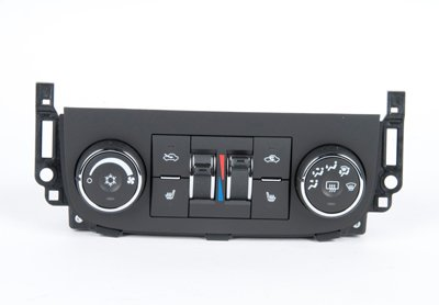 ACDelco 15-74133 GM Original Equipment Heating and Air Conditioning Control Panel with Rear Window Defogger Switch