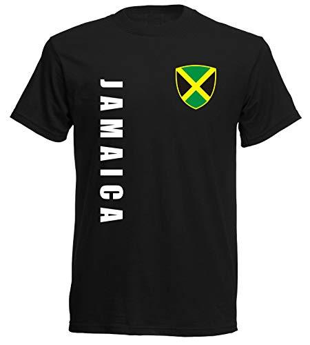 aprom Jamaika Jamaica Sp/A SC - T-Shirt Fußball Trikot (XL)