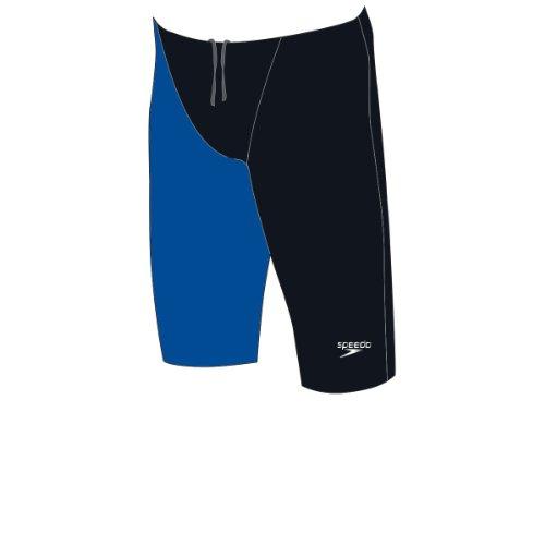 Speedo 5051746918505 Trainingsmaterial, Unisex, Erwachsene, Schwarz/Blau, 71 cm
