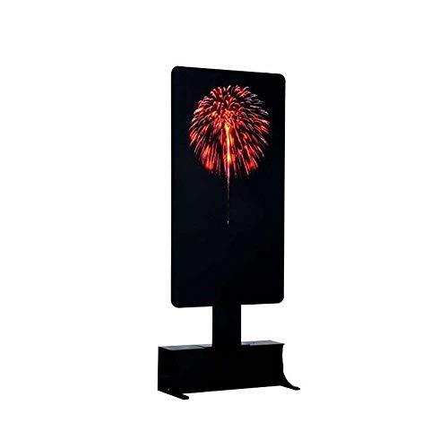 Lemax - Red Fireworks - Rotes Feuerwerk - Beleuchtetes Accessoire - 4,5V - Silvesterdekoration / Weihnachtsdorf