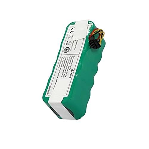 WUYANZI Panda X900 Piezas de batería de aspiradora robótica batería de Robot para Haier T322 T321 T320 T325 Accesorios