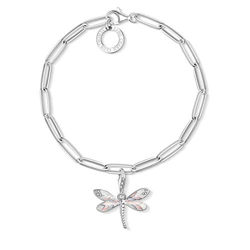 THOMAS SABO Women's Bangle SET0548-041-7-L17 Silver