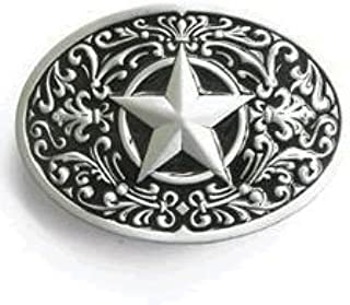 Ships from Cornwall Check Us Out Online Ontario by Canada Buckles Canada Big Large Star Wars Black Enamel Text Design Belt Buckle for Belts