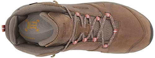 Keen Women's Terradora II Mid Height Leather Boots