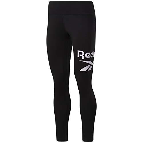 Reebok Damen Ri Bl Cotton Legging Pant, Black, M