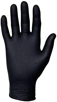 Microflex MK-296-L MidKnight Cheap mail order specialty store Disposable Vo Exam Jacksonville Mall Glove Capacity