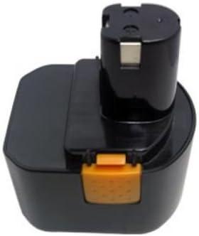 PowerSmart–12V 3000mAh Batería para RYOBI CCD1201, CHD1201, CHD1202, CTH1201, cmi-1202, CTH1202, CTH1202, 1400652, 1400652, 1400670, bpp-1217