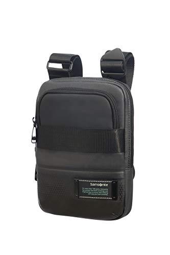 SAMSONITE Cityvibe 2.0 - Small Borsa a tracolla per tablet, 22 cm, 2 L, Nero (Jet Black)