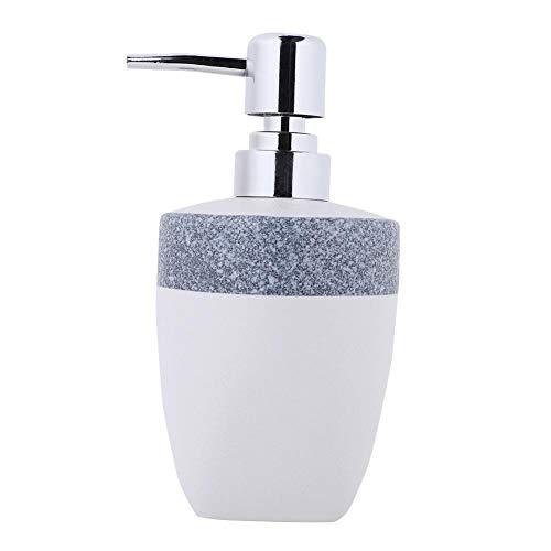Aramox Shampoo Dispenser, 420ml Badkamer Thuis Hotel Zeep Pomp Lotion Shampoo Container Fles