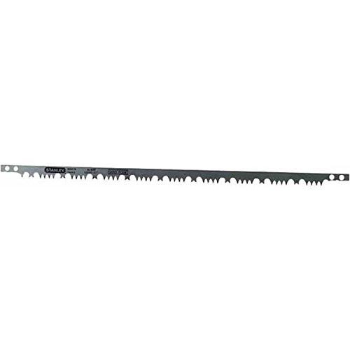 Stanley Ersatzblatt Hobelzahnung (610 mm Länge, Qualitäts-Schwedenstahl, Hardpoint-Verzahnung) 1-15-446