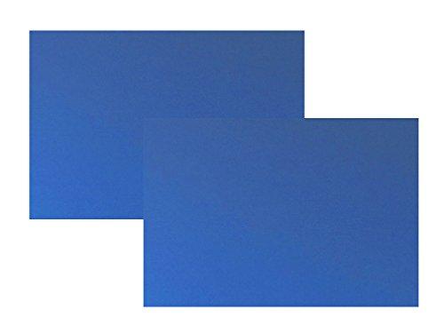 代引対応 カラーダンボール板 サイズ:900ミリx600ミリ 2枚セット カラー:紺色