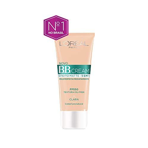 Base Bb Cream L'oréal Paris Efeito Matte 5 Em 1 Fps 50 30g - Clara, L'Oréal Paris, Clara