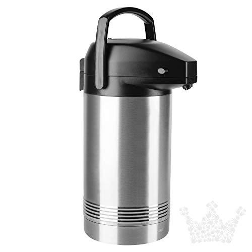 Emsa Pump-Isolierkanne President, 3,0 l