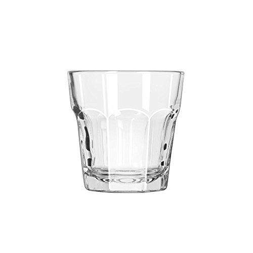 Libbey 15241 Libbey Glassware Gibraltar 7 oz. Rocks Glass, Sold by the case of 3 dozen
