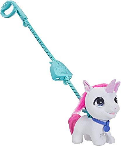 FurReal Friends Walkalots Big Wags Unicorn Interactive Pet Toy