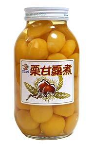 天狗缶詰株式会社 コテング 栗甘露煮 1100g ×12個