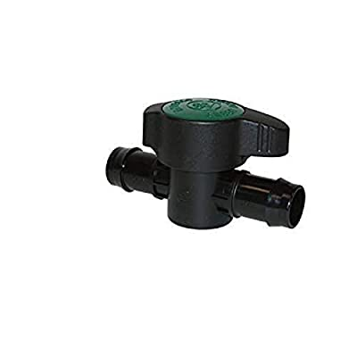 Two Little Fishies ATL5458W Ball Valve, 1-Inch by TopDawg Pet Supply