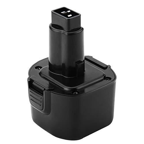 Shentec 9.6V 3.5Ah Ni-MH Batería Compatible con Dewalt 9.6V DW9062 DW9061 DE9036...