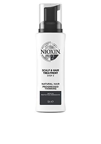 Nioxin System 2 Scalp & Hair Treatment - für naturbelassenes Haar, 100 ml