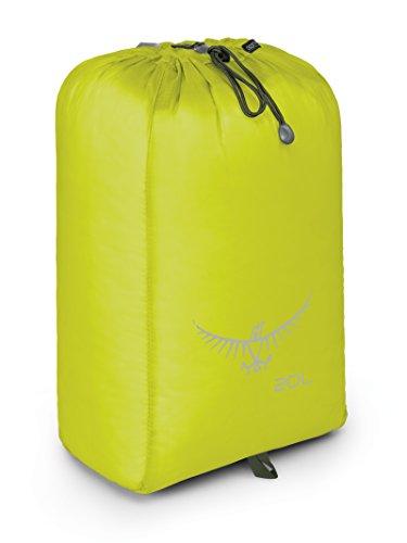 Osprey Packs 20L Ultralight Stuff Sack, Electric Lime, o/s, One Size
