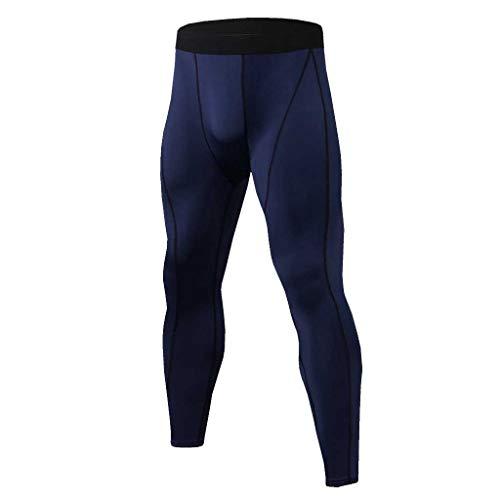 FRAUIT Pantaloni Sportivi Uomo da Allenamento Elastici Casual Leggings Uomini Bodybuilding Leggins Ragazzo Palestra Running Compressione Pantalone Skinny Pantaloni Corsa Uomo Casual