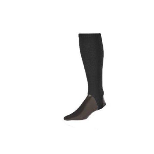 Stirrup Baseball/Softball Sock Heavy Stretch Nylon/Elastic Top (4' Low, 7' High Cut, 2 Sizes (4 - 12 Shoe Sizes)