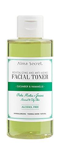 Alma Secret Gesichtswasser mit Gurke & Hammamelis - 150 ml
