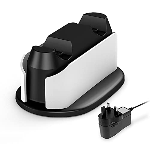Dual Charging Station compatible with Sony Playstation 5 DualSense...