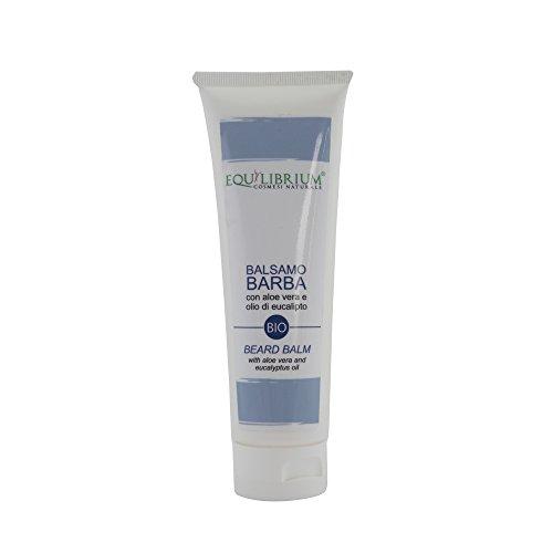 Equilibrium – Cosmesi NATURALE Barbe Baume à l'aloe vera et d'huile d'eucalyptus 150 ml