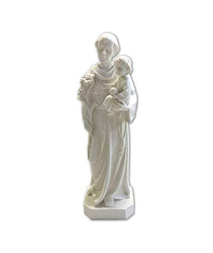 Osiris Trading UK Statue St. Anthony mit Jesuskind, religiöse Skulptur, katholische Figur