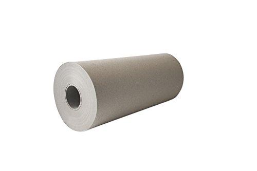 Carte Dozio - P-GRE-R-0009 Carta greggia da riempimento rotolo 100 gr/mq - h cm 50 x 200 mtl - ⌀ Int. mm 70 - ⌀ Est. mm 210 - 100% riciclata