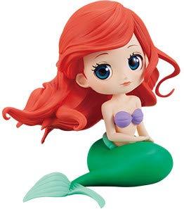 Q Posket Disney Characters The Little Mermaid Figure Ariel Die kleine Meerjungfrau QPosket Prinzessinnen Aurora Cenerentola Ariel Rapunzel Belle Jasmin Biancaneve Alice JETZT ERHÄLTLICH!