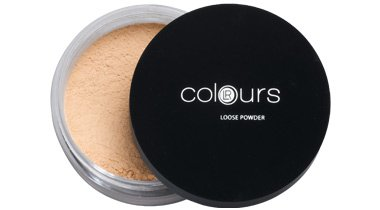 LR-Lucky Colours Loose Powder / Loser Puder