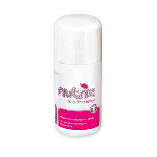 JV Cosmetics - Nutric re-active Lotion gegen Rasurbrand und Antitranspirant-Reizungen, 30 ml