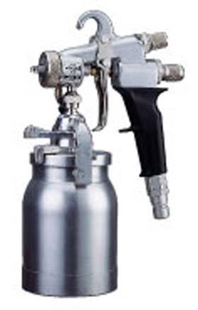 HVLP塗装機専用ガン MAXUM2ガン #3 口径1.3mm 下カップ付 0279081