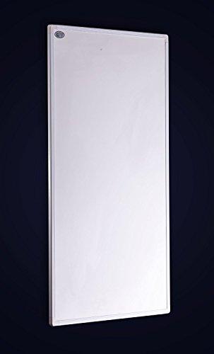 Crystal Fern Infrarotheizung XP bis zu 600Watt / 60x50cm Wand Paneele 98% Hitzeeffizienz (300W)