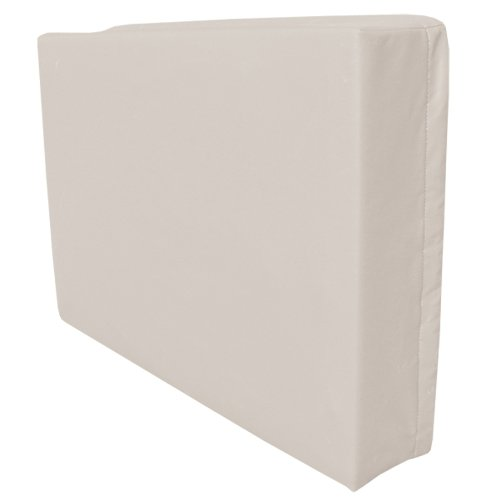 Indoor/Outdoor Air Conditioner Cover for Whirlpool, Norge, Frigidare and Kenmore Units - Width Range 25-3/4' to 26-1/8' & Height Range 16-1/2' to 17-1/8' - BREEZEBLOCKER