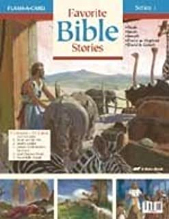 Favorite Bible Stories 1 Flash-A-Card