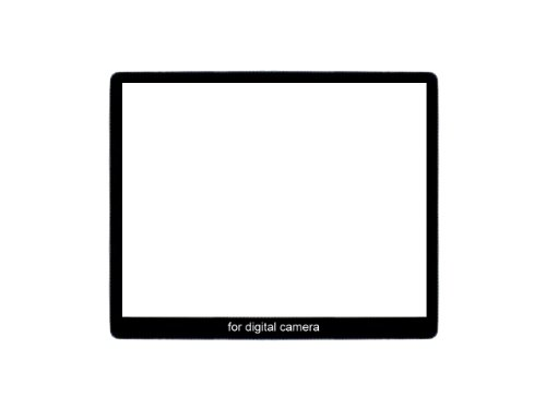 Photo Plus LCD Screen Guard (Glass) for Nikon D5100
